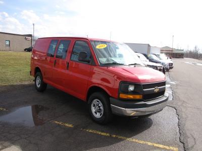 Used 2013 Chevrolet Express 2500 Work Van