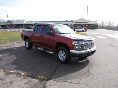 Used 2006 GMC Canyon SLE
