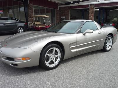 Used 2000 Chevrolet Corvette