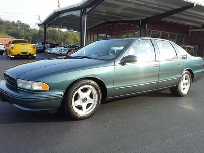 Used 1995 Chevrolet Impala SS