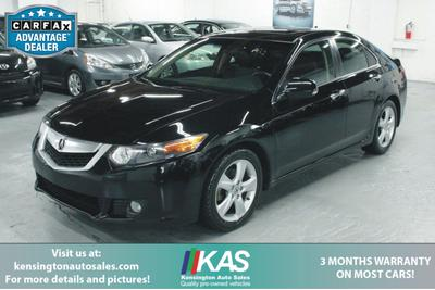 Used 2010 Acura TSX Technology