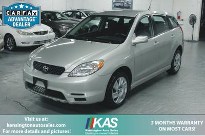 Used 2004 Toyota Matrix XR