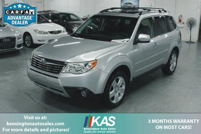 Used 2009 Subaru Forester 2.5 X Limited