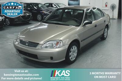 Used 2000 Honda Civic LX