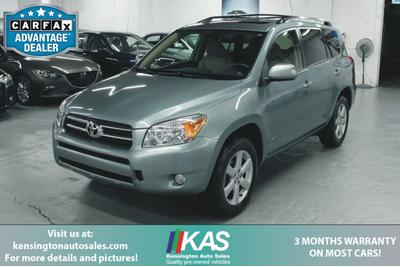 Used 2007 Toyota RAV4 Limited