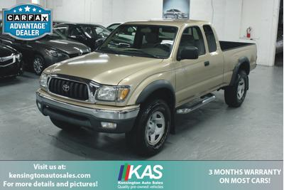 Used 2004 Toyota Tacoma PreRunner Xtracab
