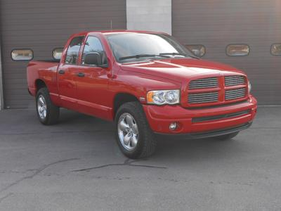 Used 2004 Dodge Ram 1500 SLT Quad Cab