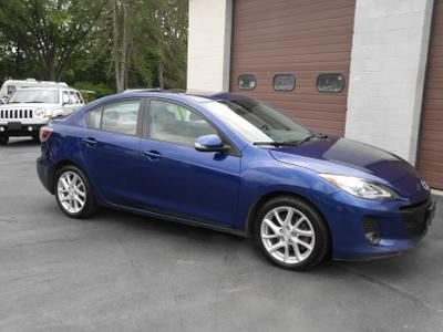 Used 2012 Mazda Mazda3 s Grand Touring