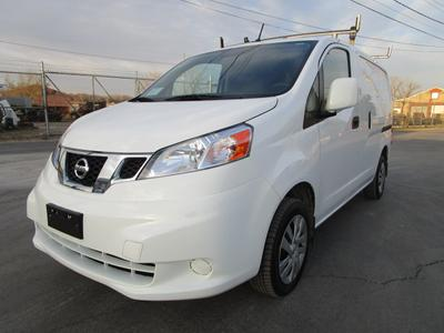 Used 2015 Nissan NV200 S