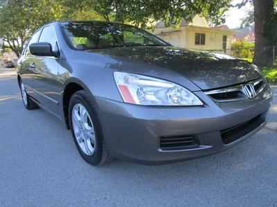 Used 2007 Honda Accord EX
