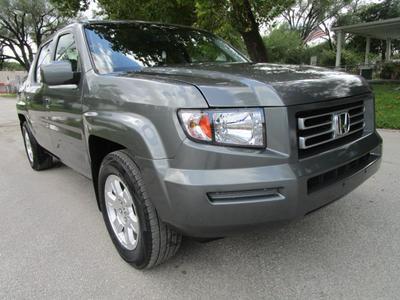 Used 2008 Honda Ridgeline RTL