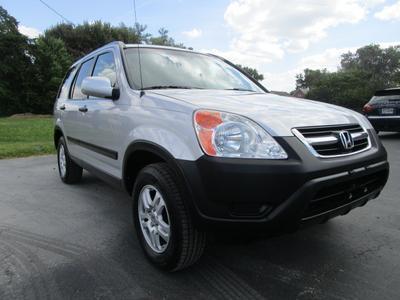 Used 2003 Honda CR-V EX
