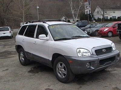 Used 2004 Hyundai Santa Fe
