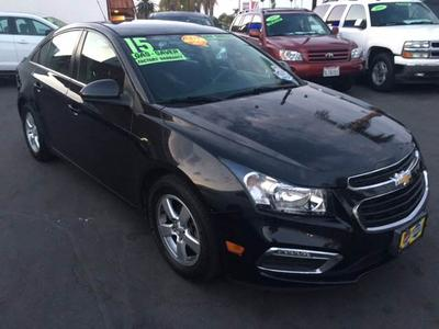 Used 2015 Chevrolet Cruze 2LT
