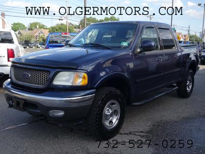 Used 2003 Ford F-150 XLT