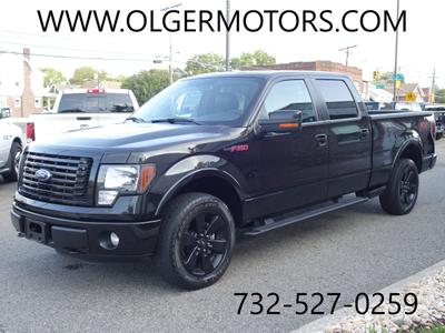 Used 2012 Ford F-150 FX4