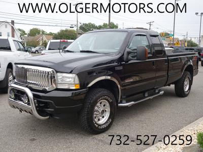 Used 2003 Ford F-250 XLT
