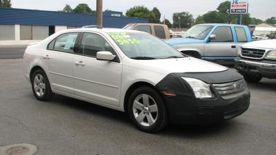 Used 2008 Ford Fusion SE