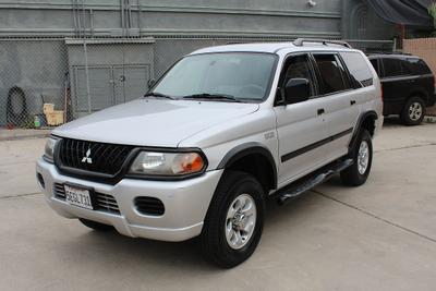 Used 2003 Mitsubishi Montero Sport ES