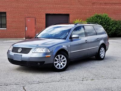 Used 2003 Volkswagen Passat GLS