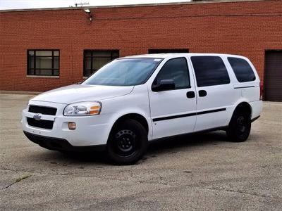 Used 2008 Chevrolet Uplander Cargo Van