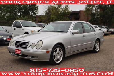 Used 2001 Mercedes-Benz