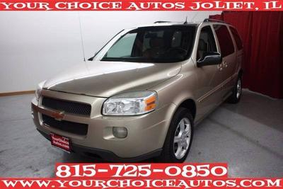 Used 2006 Chevrolet Uplander LT