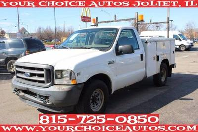 Used 2002 Ford F-350 XLT Super Duty