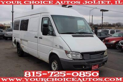 Used 2003 Dodge Sprinter 2500 High Roof