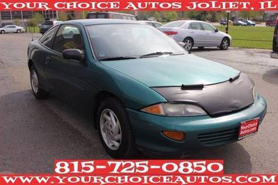 Used 1997 Chevrolet Cavalier