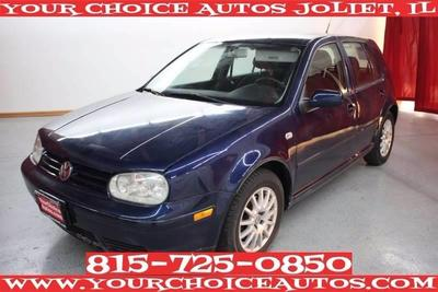 Used 2004 Volkswagen Golf GLS