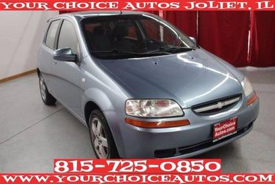 Used 2006 Chevrolet Aveo 5 LT