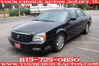 Used 2005 Cadillac DeVille DTS