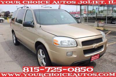 Used 2005 Chevrolet Uplander LT