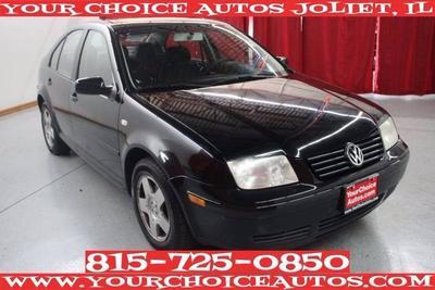 Used 2001 Volkswagen Jetta GLS