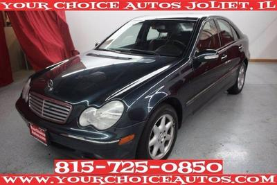 Used 2004 Mercedes-Benz C240 4MATIC