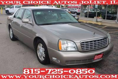Used 2003 Cadillac DeVille