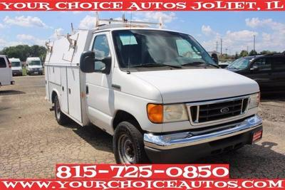 Used 2006 Ford E350 Super Duty Cargo