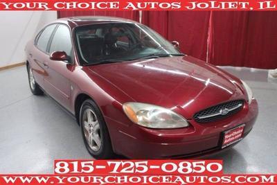 Used 2002 Ford Taurus SEL