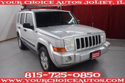Used 2006 Jeep Commander