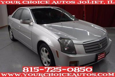 Used 2004 Cadillac CTS