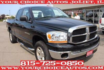 Used 2006 Dodge Ram 1500 SLT Quad Cab