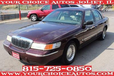 Used 2001 Mercury Grand Marquis LS