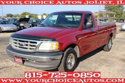 Used 2002 Ford F-150 XL