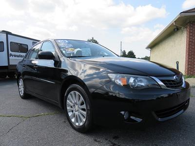 Used 2008 Subaru Impreza 2.5i