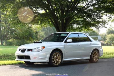 Used 2007 Subaru Impreza WRX Sti