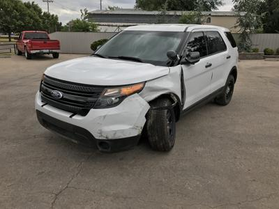 Used 2013 Ford Utility Police Interceptor Base