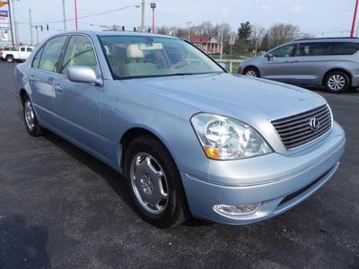Used 2002 Lexus LS 430