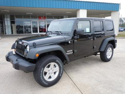 New 2012 Jeep Wrangler Unlimited Sport