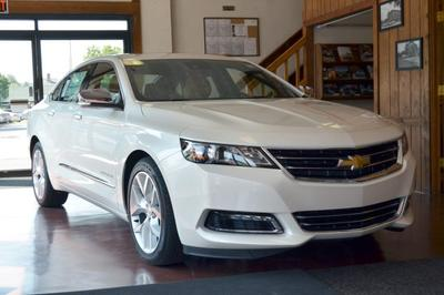 New 2014 Chevrolet Impala 2LZ